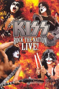 KISS - Rock The Nation Live! (2005)