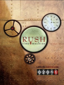 Rush: Time Machine 2011 - Live in Cleveland (2011)
