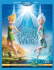 Secret of the Wings (2012) Cover