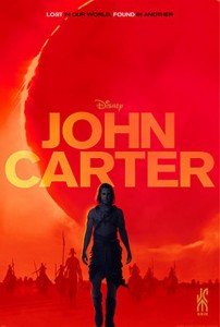 John Carter (2012) Movie Poster